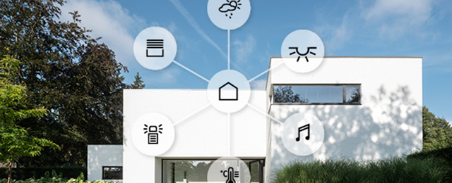 JUNG Smart Home Systeme bei Elektro Steer GmbH in Schondorf a. Ammersee